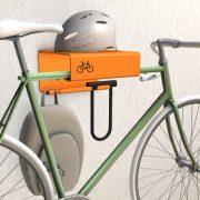 Bikeshelf Oranje