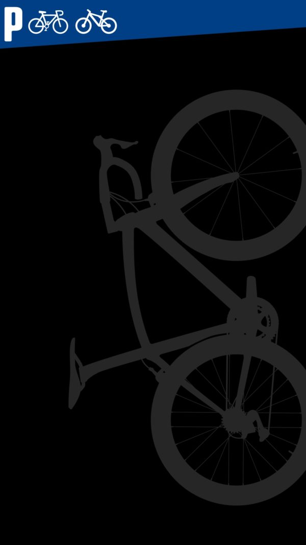 front door Racing Bike Locker